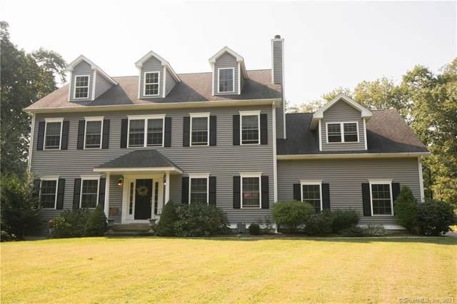 49 Morgans Way, Haddam, CT 06441 (MLS #170438064) :: GEN Next Real Estate