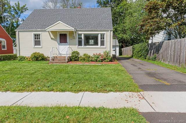 121 Loomis Street, Manchester, CT 06042 (MLS #170438082) :: Chris O. Buswell, dba Options Real Estate