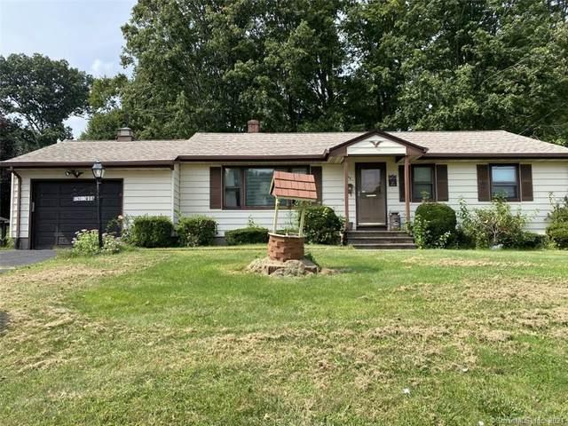 358 Gravel Street, Meriden, CT 06450 (MLS #170438105) :: GEN Next Real Estate