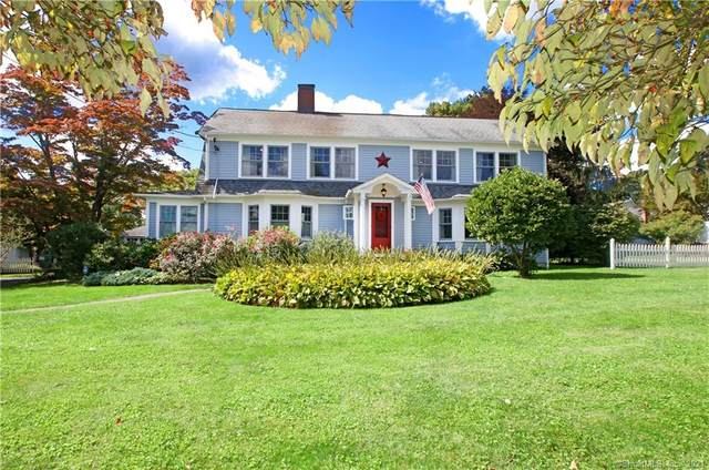 36 Queen Street, Newtown, CT 06470 (MLS #170438106) :: Chris O. Buswell, dba Options Real Estate