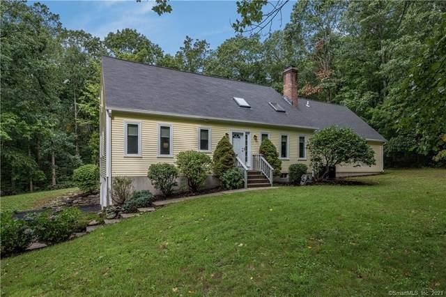 173 Burr Road, Haddam, CT 06441 (MLS #170438108) :: GEN Next Real Estate