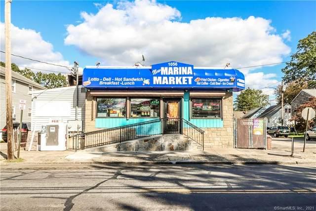 1056 Reservoir Avenue, Bridgeport, CT 06606 (MLS #170438125) :: Michael & Associates Premium Properties   MAPP TEAM