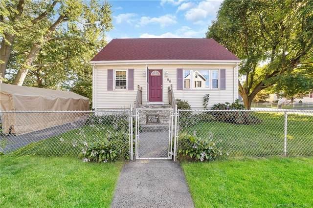 86 Roosevelt Avenue, Stratford, CT 06615 (MLS #170438148) :: GEN Next Real Estate