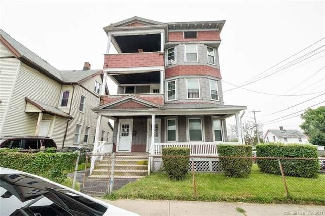198 Newfield Avenue, Bridgeport, CT 06607 (MLS #170438160) :: GEN Next Real Estate