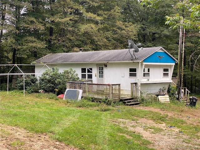 1836 Route 197, Woodstock, CT 06281 (MLS #170438170) :: Chris O. Buswell, dba Options Real Estate