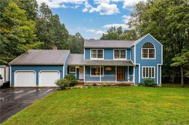 121 Castlewood Drive, Berlin, CT 06037 (MLS #170438190) :: The Higgins Group - The CT Home Finder