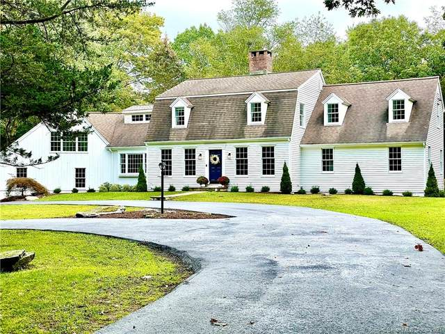 195 Cannon Road, Wilton, CT 06897 (MLS #170438198) :: Chris O. Buswell, dba Options Real Estate