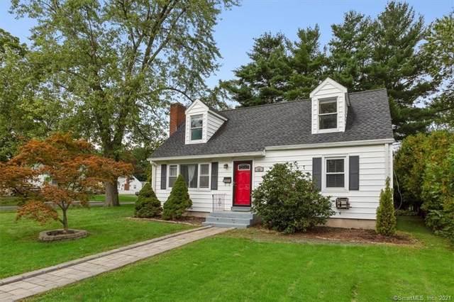 43 Brian Road, West Hartford, CT 06110 (MLS #170438208) :: Michael & Associates Premium Properties   MAPP TEAM