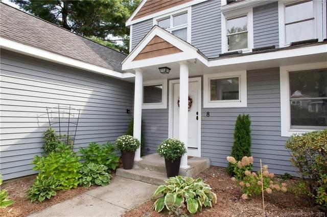 8 Riverwalk Drive #8, Simsbury, CT 06089 (MLS #170438218) :: Kendall Group Real Estate | Keller Williams