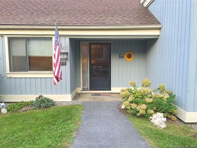 293 Heritage Village E, Southbury, CT 06488 (MLS #170438219) :: GEN Next Real Estate