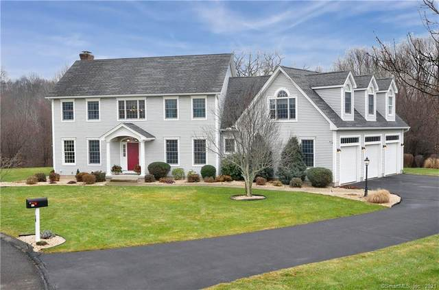 37 Windbrook Drive, Suffield, CT 06078 (MLS #170438231) :: NRG Real Estate Services, Inc.