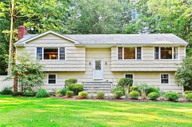 32 Seth Low Mountain Road, Ridgefield, CT 06877 (MLS #170438241) :: Around Town Real Estate Team