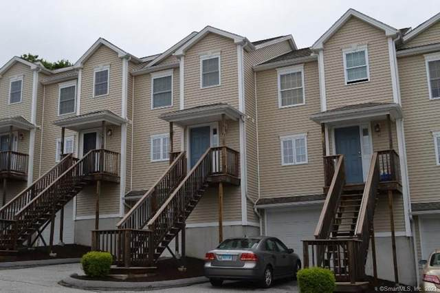 148 Mathewson Street #108, Griswold, CT 06351 (MLS #170438263) :: Linda Edelwich Company Agents on Main