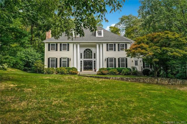 82 Twin Pond Lane, New Canaan, CT 06840 (MLS #170438266) :: Forever Homes Real Estate, LLC