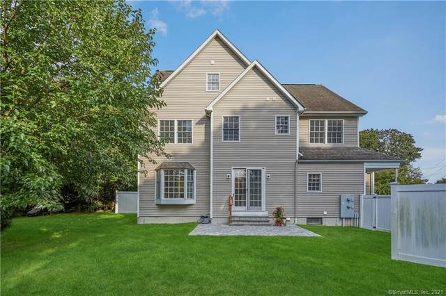 48 High Street A, Greenwich, CT 06830 (MLS #170438271) :: Tim Dent Real Estate Group
