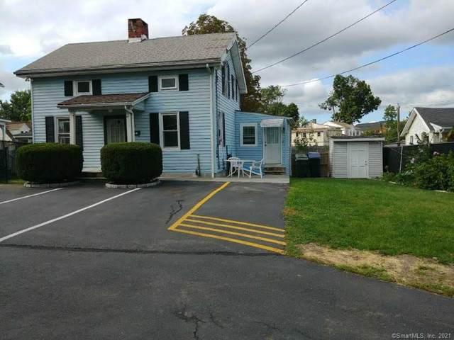 40-A New Street, Danbury, CT 06810 (MLS #170438277) :: Linda Edelwich Company Agents on Main