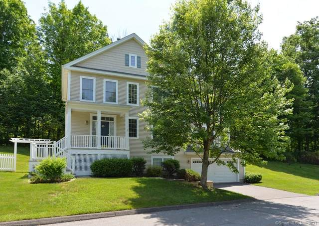 25 Minuteman Circle, Southbury, CT 06488 (MLS #170438296) :: Chris O. Buswell, dba Options Real Estate