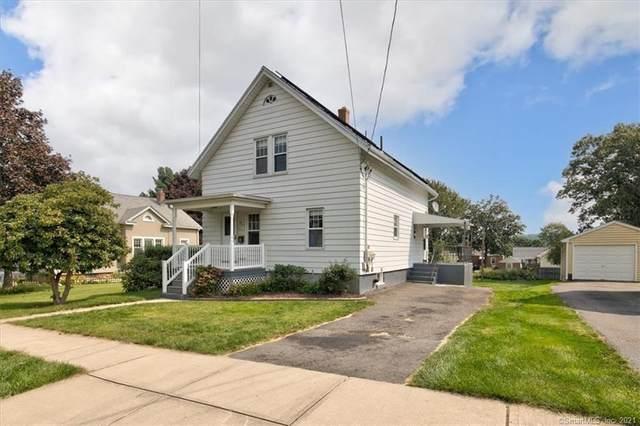 90 Wilbur Avenue, Meriden, CT 06450 (MLS #170438304) :: GEN Next Real Estate