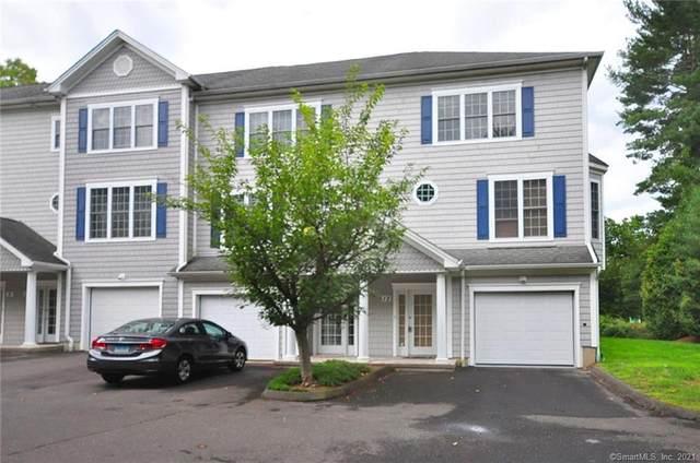 12 Partridge Lane #12, Farmington, CT 06032 (MLS #170438335) :: Coldwell Banker Premiere Realtors