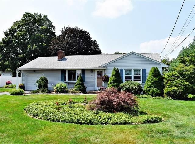 807 Murdock Avenue, Meriden, CT 06450 (MLS #170438339) :: GEN Next Real Estate