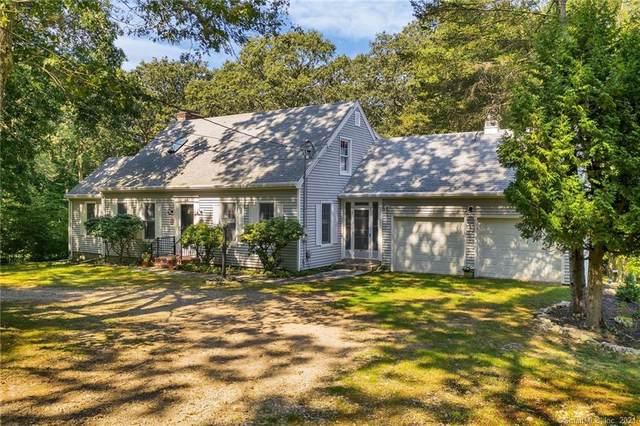64 Pellegrino Road, Stonington, CT 06378 (MLS #170438388) :: Spectrum Real Estate Consultants