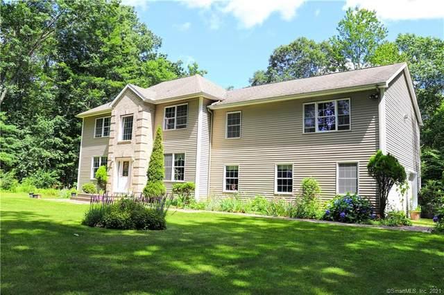 528 Woodtick Road, Wolcott, CT 06716 (MLS #170438427) :: Michael & Associates Premium Properties | MAPP TEAM