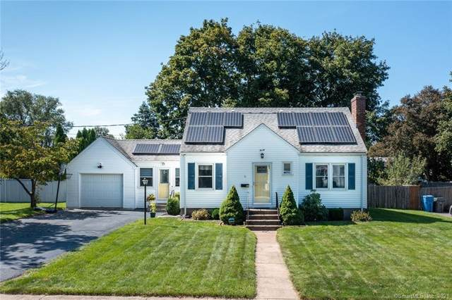 20 Trebbe Drive, Manchester, CT 06040 (MLS #170438454) :: Chris O. Buswell, dba Options Real Estate