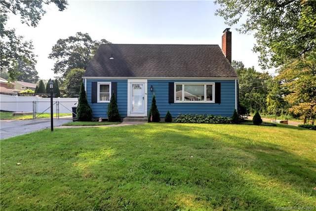 166 Grand Street, West Haven, CT 06516 (MLS #170438460) :: GEN Next Real Estate