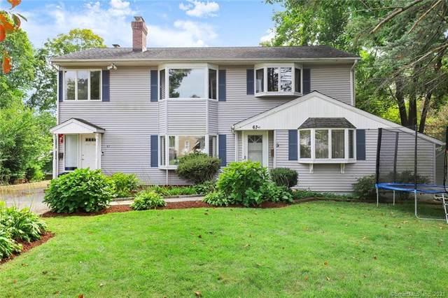 67 Cedar Crest Place, Norwalk, CT 06854 (MLS #170438466) :: GEN Next Real Estate
