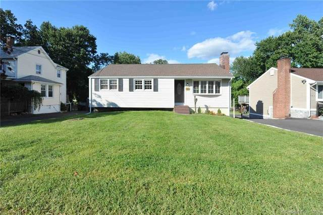 165 Toms Road, Stamford, CT 06906 (MLS #170438470) :: Linda Edelwich Company Agents on Main