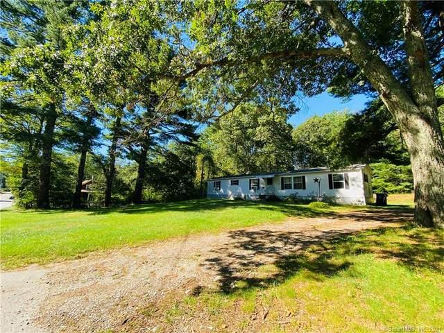 980 Quaddick Town Farm Road, Thompson, CT 06277 (MLS #170438476) :: Next Level Group