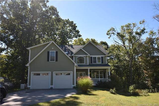 19 Pequotsepos Center Road, Stonington, CT 06355 (MLS #170438497) :: Tim Dent Real Estate Group