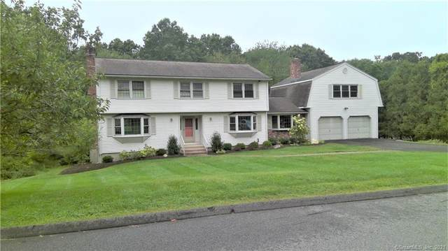 218 Putting Green Road, Trumbull, CT 06611 (MLS #170438503) :: Chris O. Buswell, dba Options Real Estate