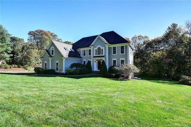 412 Tall Timbers Road, Glastonbury, CT 06033 (MLS #170438514) :: Linda Edelwich Company Agents on Main