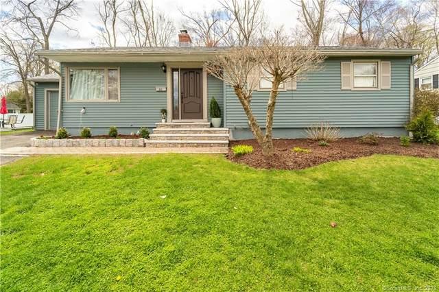 32 Hilltop Road, Naugatuck, CT 06770 (MLS #170438533) :: GEN Next Real Estate
