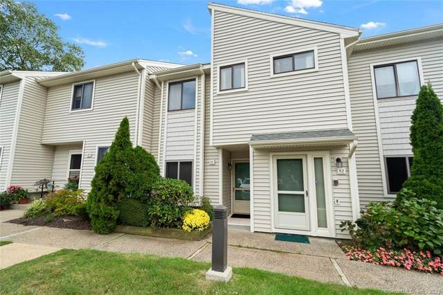 81 Turtle Bay Drive #81, Branford, CT 06405 (MLS #170438538) :: Chris O. Buswell, dba Options Real Estate