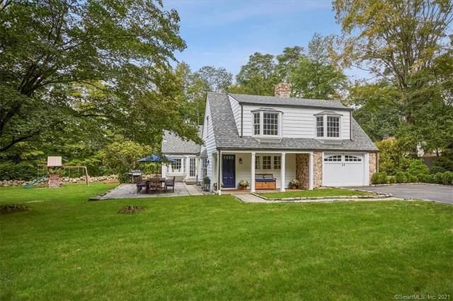 17 Hanford Lane, Wilton, CT 06897 (MLS #170438563) :: GEN Next Real Estate