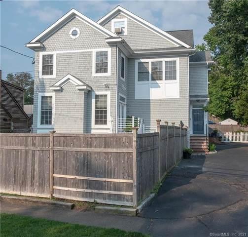 868 S Pine Creek Road #868, Fairfield, CT 06824 (MLS #170438564) :: GEN Next Real Estate