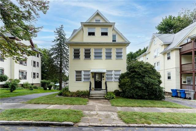 42 South Street Extension, Bristol, CT 06010 (MLS #170438614) :: The Higgins Group - The CT Home Finder