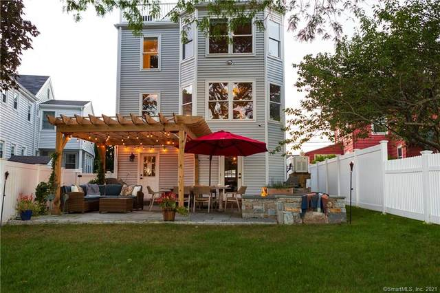 331 Riverside Drive, Fairfield, CT 06824 (MLS #170438661) :: GEN Next Real Estate