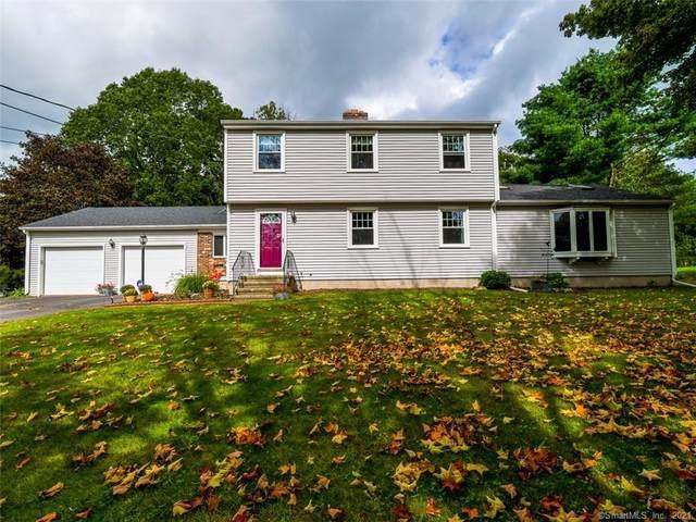 143 Wall Street, Hebron, CT 06248 (MLS #170438663) :: GEN Next Real Estate