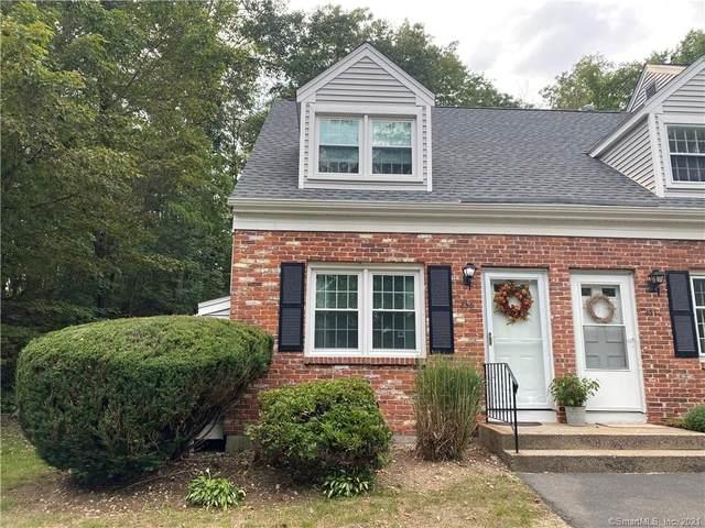 430 Dowd Avenue #430, Canton, CT 06019 (MLS #170438701) :: Chris O. Buswell, dba Options Real Estate