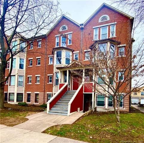 14 Franklin Avenue C, Hartford, CT 06114 (MLS #170438704) :: The Higgins Group - The CT Home Finder