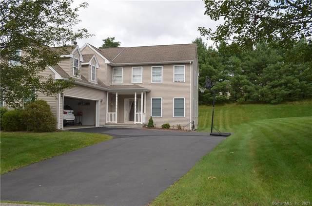 70 Glen Ridge Road, Hamden, CT 06518 (MLS #170438733) :: GEN Next Real Estate