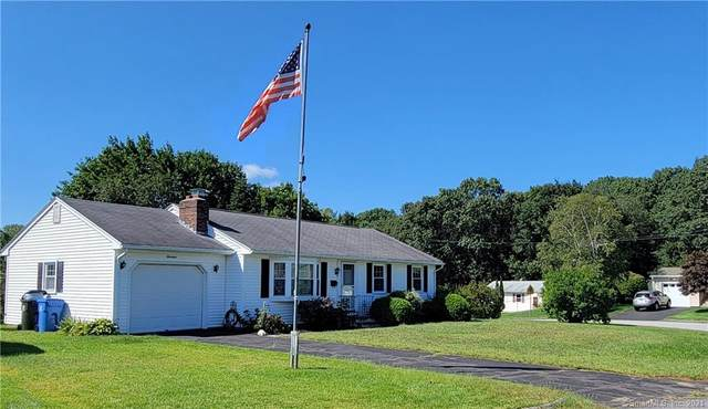 14 Fairground Circle, Norwich, CT 06360 (MLS #170438752) :: Kendall Group Real Estate | Keller Williams