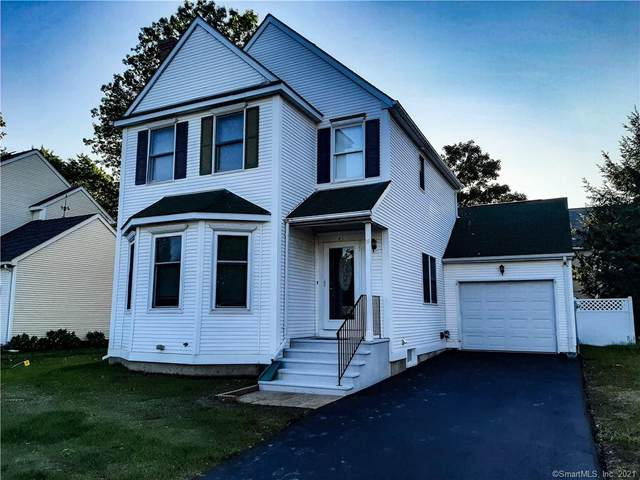 45 Wapping Avenue, South Windsor, CT 06074 (MLS #170438755) :: Kendall Group Real Estate   Keller Williams