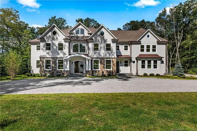 130 Mariomi Road, New Canaan, CT 06840 (MLS #170438775) :: Forever Homes Real Estate, LLC