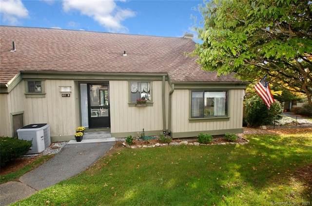 611 Heritage Village B, Southbury, CT 06488 (MLS #170438831) :: Chris O. Buswell, dba Options Real Estate