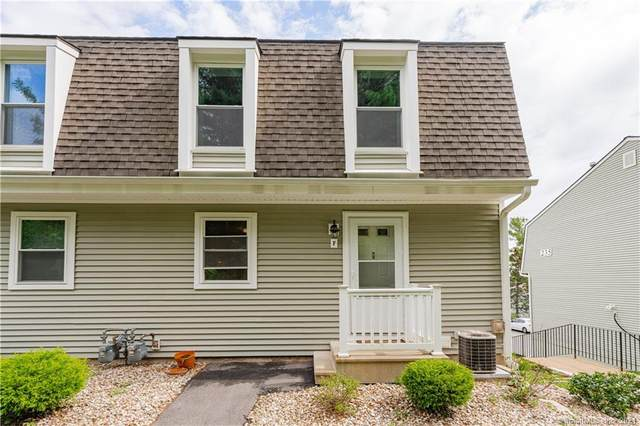 247 Brittany Farms Road F, New Britain, CT 06053 (MLS #170438834) :: Michael & Associates Premium Properties   MAPP TEAM