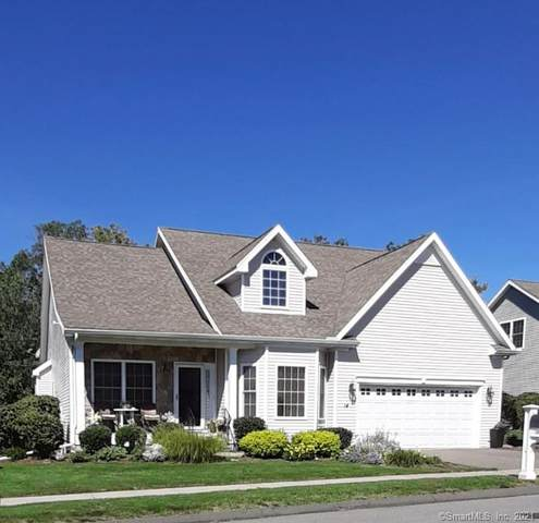 14 Concord Drive #14, Berlin, CT 06037 (MLS #170438841) :: Linda Edelwich Company Agents on Main